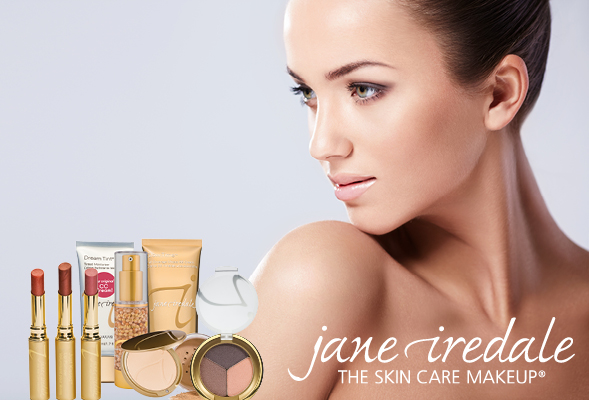 Jane Iredale minerale make-up